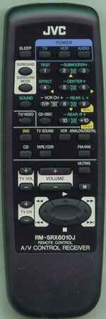 JVC RM-SRX6010J Genuine OEM original Remote