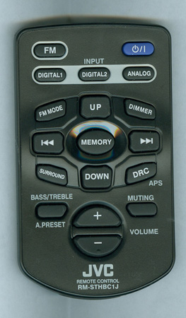 JVC RM-STHBC1J Genuine  OEM Original Remote