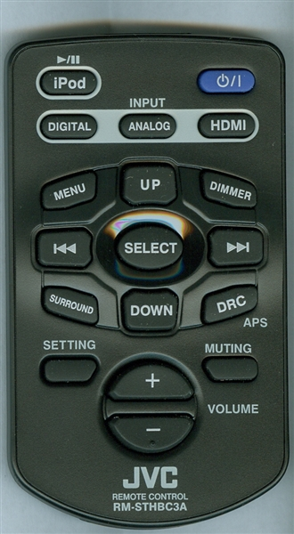 JVC RM-STHBC3A Genuine  OEM Original Remote
