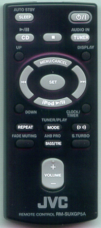 JVC RM-SUXGP5A Genuine  OEM Original Remote