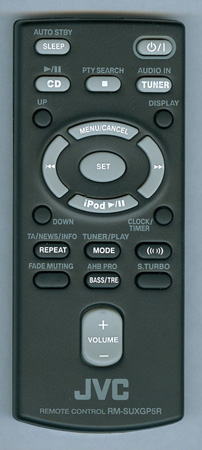 JVC RM-SUXGP5R Genuine  OEM Original Remote
