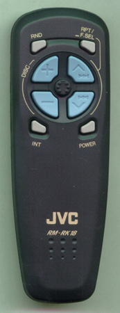 JVC VGR0047-002 RM-RK18 Genuine  OEM Original Remote