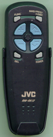 JVC VGR0047-101 RM-RK17 Genuine  OEM original Remote