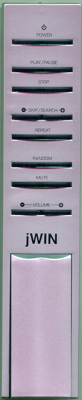 JWIN JXCD7000 Genuine OEM Original Remote