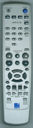 KEF SVC-S1271C-REMX Genuine OEM Original Remote