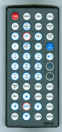 LANZAR SDBT73N Genuine OEM Original Remote