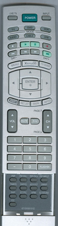 LG 6710V00151Z Genuine  OEM Original Remote