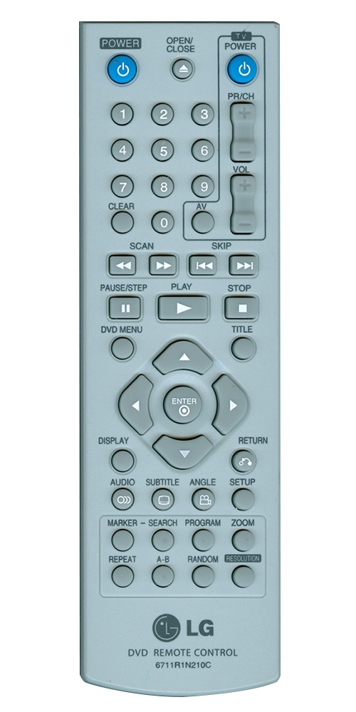 LG 6711R1N210C Genuine  OEM original Remote