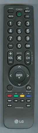 LG AKB69680428 Genuine  OEM original Remote
