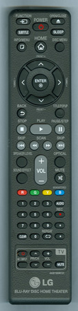 LG AKB73596101 Genuine OEM Original Remote
