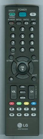 LG AKB73655806 Genuine  OEM Original Remote