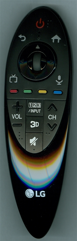 LG AKB73975807 AN-MR500G Genuine OEM original Remote