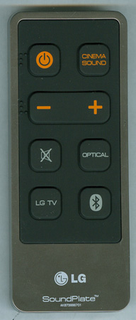 LG AKB73996701 Genuine OEM original Remote