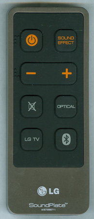 LG AKB73996711 Genuine OEM original Remote