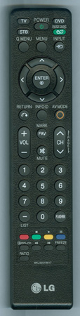 LG MKJ42519617 Genuine OEM Original Remote