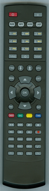 LINKBOX 8000HD SERIES REMOTE Genuine OEM Original Remote