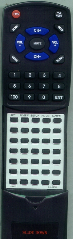 LXI 46-841618-3 Custom Built Replacement Redi Remote