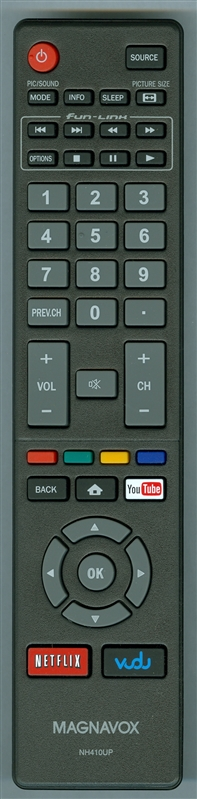 MAGNAVOX NH410UP Genuine OEM Original Remote
