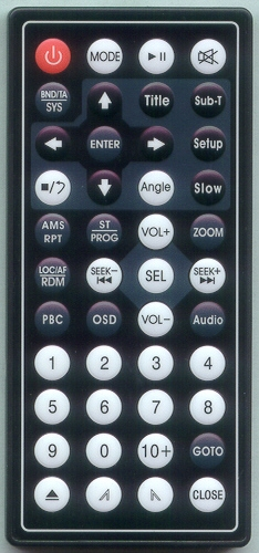 METRIK MOBILE MID139 Genuine OEM Original Remote