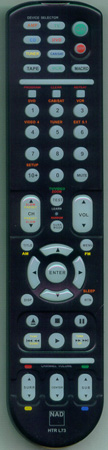NAD RC-L73 HTRL73 Genuine  OEM Original Remote