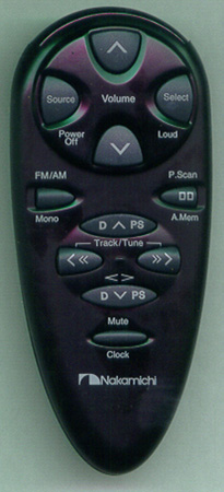 NAKAMICHI DA05247 Genuine  OEM original Remote