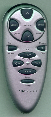 NAKAMICHI DG05310 Genuine  OEM Original Remote