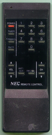NEC 79604461 RD-1028E Genuine  OEM Original Remote
