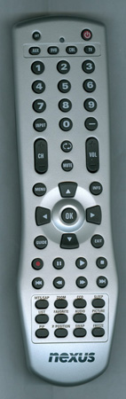 NEXUS NX2602 Genuine  OEM Original Remote