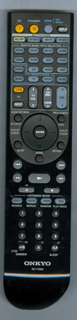 ONKYO 24140745 RC745M Genuine OEM Original Remote