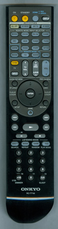 ONKYO 24140771 RC771M Genuine OEM original Remote