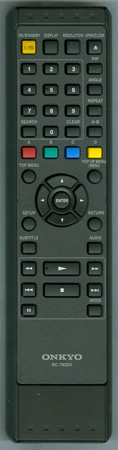 ONKYO 24140792 RC792DV Genuine OEM Original Remote