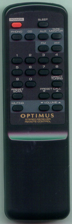 OPTIMUS 12123931 Genuine OEM Original Remote