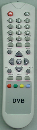 ORION DVB2500 Genuine  OEM Original Remote