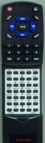 ORION 076R0DT090 Custom Built Redi Remote