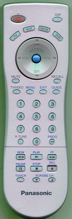 PANASONIC EUR7613Z60 Genuine  OEM Original Remote