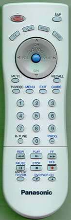 PANASONIC EUR7613ZC0 Genuine  OEM original Remote