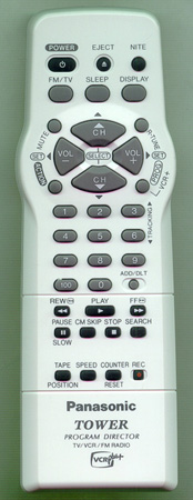 PANASONIC LSSQ0192 Genuine  OEM original Remote
