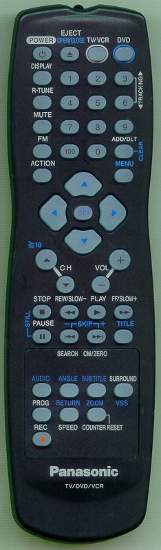PANASONIC LSSQ0372 Genuine OEM Original Remote