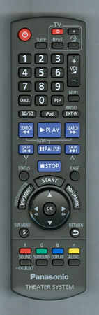 PANASONIC N2QAKB000092 Genuine OEM Original Remote