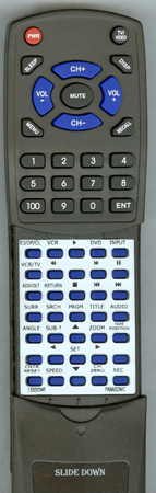 PANASONIC LSSQ0345 Custom Built Redi Remote
