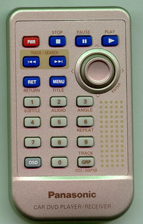 PANASONIC YEFX9992510 Genuine  OEM Original Remote