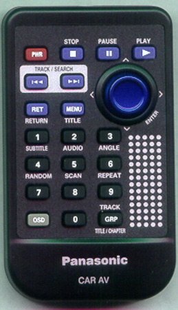 PANASONIC YEFX9993157 Genuine OEM Original Remote