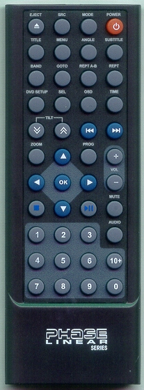 PHASE LINEAR 30702680 Genuine  OEM original Remote