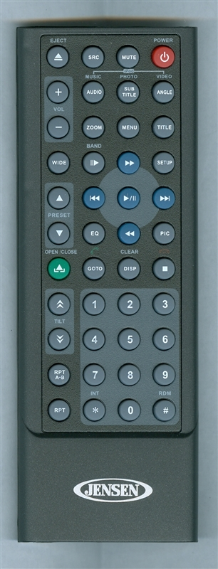 PHASE LINEAR 30713030 Genuine OEM Original Remote