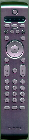 PHILIPS 312814716191 RC4306 Genuine  OEM original Remote