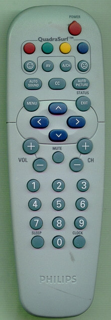 PHILIPS 313922886463 RC19335004 Genuine  OEM Original Remote