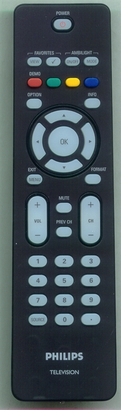 PHILIPS 313923814211 RC2033602 Genuine  OEM original Remote
