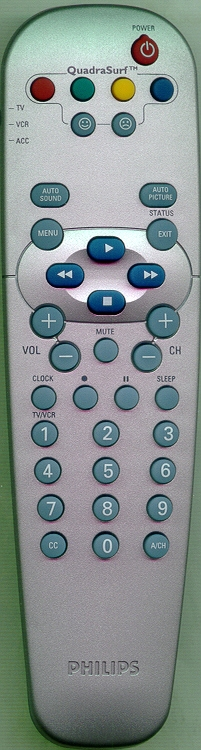 PHILIPS 483531057551 313922888004 Genuine OEM Remote