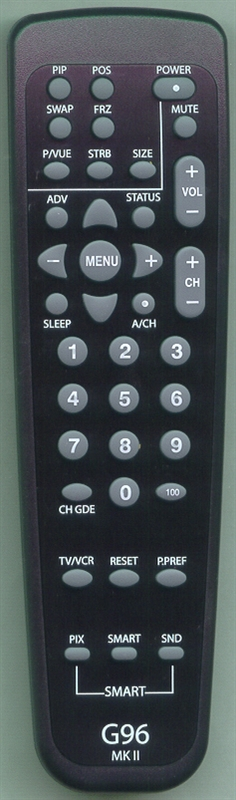 PHILIPS 483531057634 G96MKII INSERT Genuine OEM Original Remote