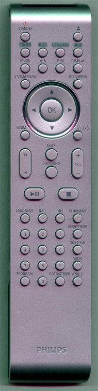 PHILIPS 994000004877 Genuine OEM Original Remote